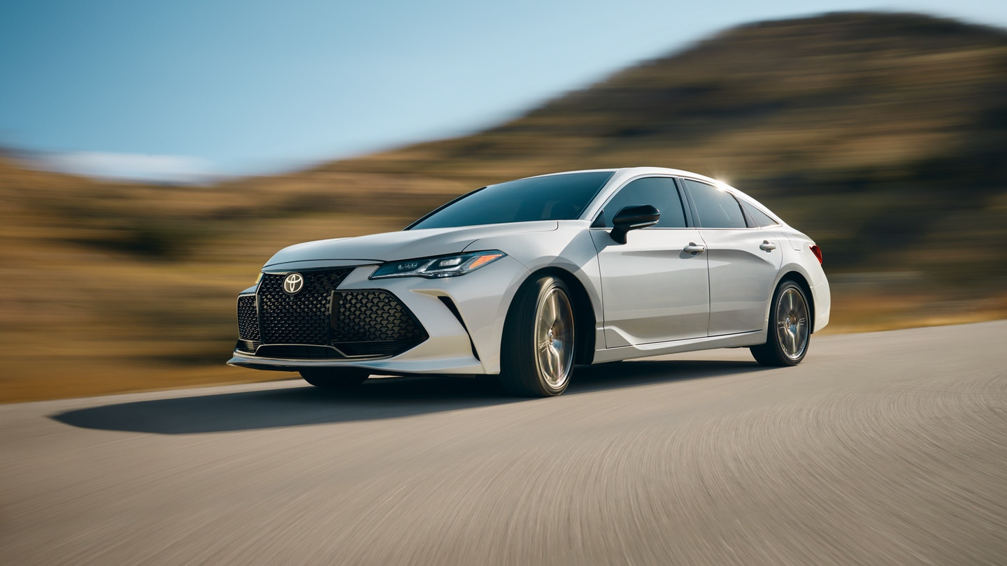 2019 Toyota Avalon Exterior Styling