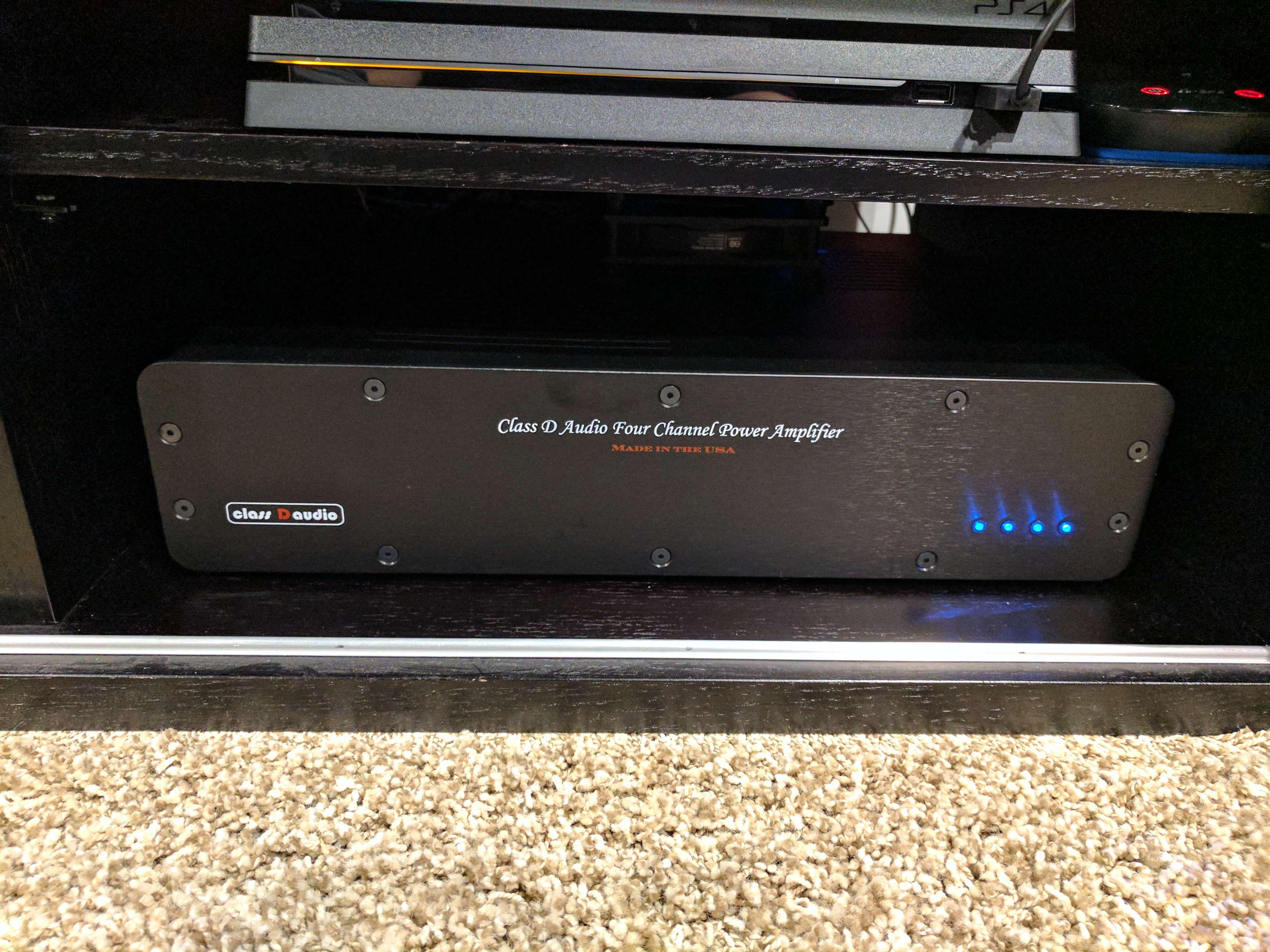 3 Channel Class D Audio Amplifier - AVS Forum   Home Theater