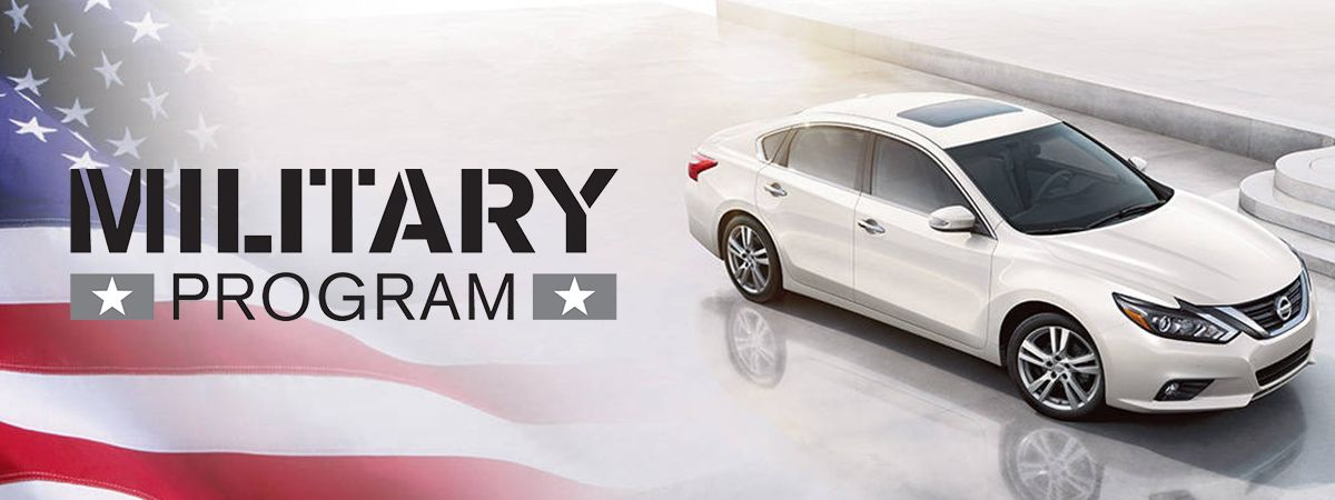 Nissan Military Discount Program in Lorain County | I-90 Nissan