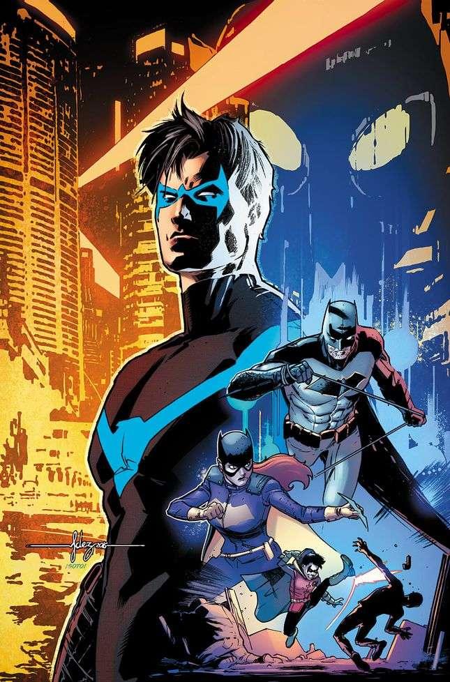 SOLLICITATIONS DC COMICS (REBIRTH) & VERTIGO - JUILLET 2016