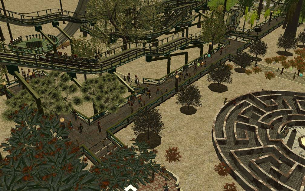 Image 01, My Projects - CSO's I Have Imported, Boardwalk Paths