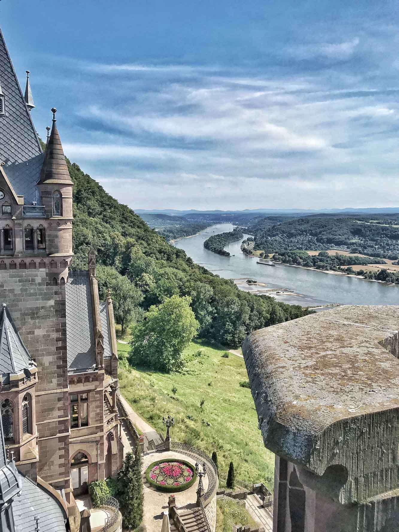 Schloss Drachenburg, Dragon Castle Germany