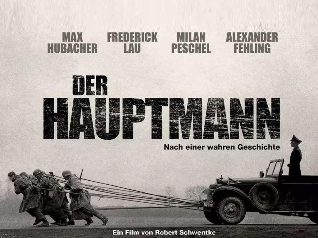 Η Στολή του Λοχαγού (Der Hauptmann / The Captain) Wallpaper