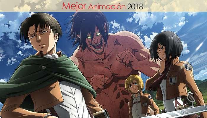 Eliminatorias Nominados a Mejor Animación 2018