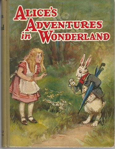 Alice's Adventures in Wonderland and Through The Looking-Glass HC, Lewis Carroll