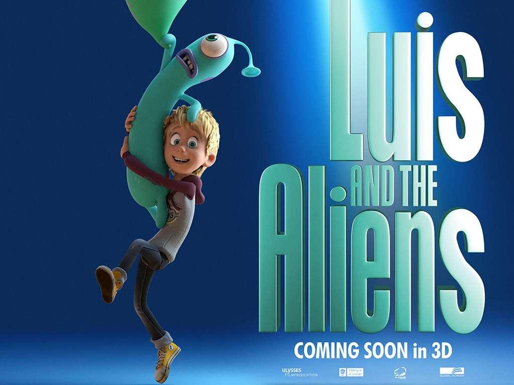 Ο Λούης και οι Εξωγήινοι (Luis and the Aliens) Movie