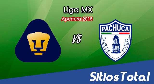 Ver Pumas vs Pachuca en Vivo – Apertura 2018 de la Liga MX
