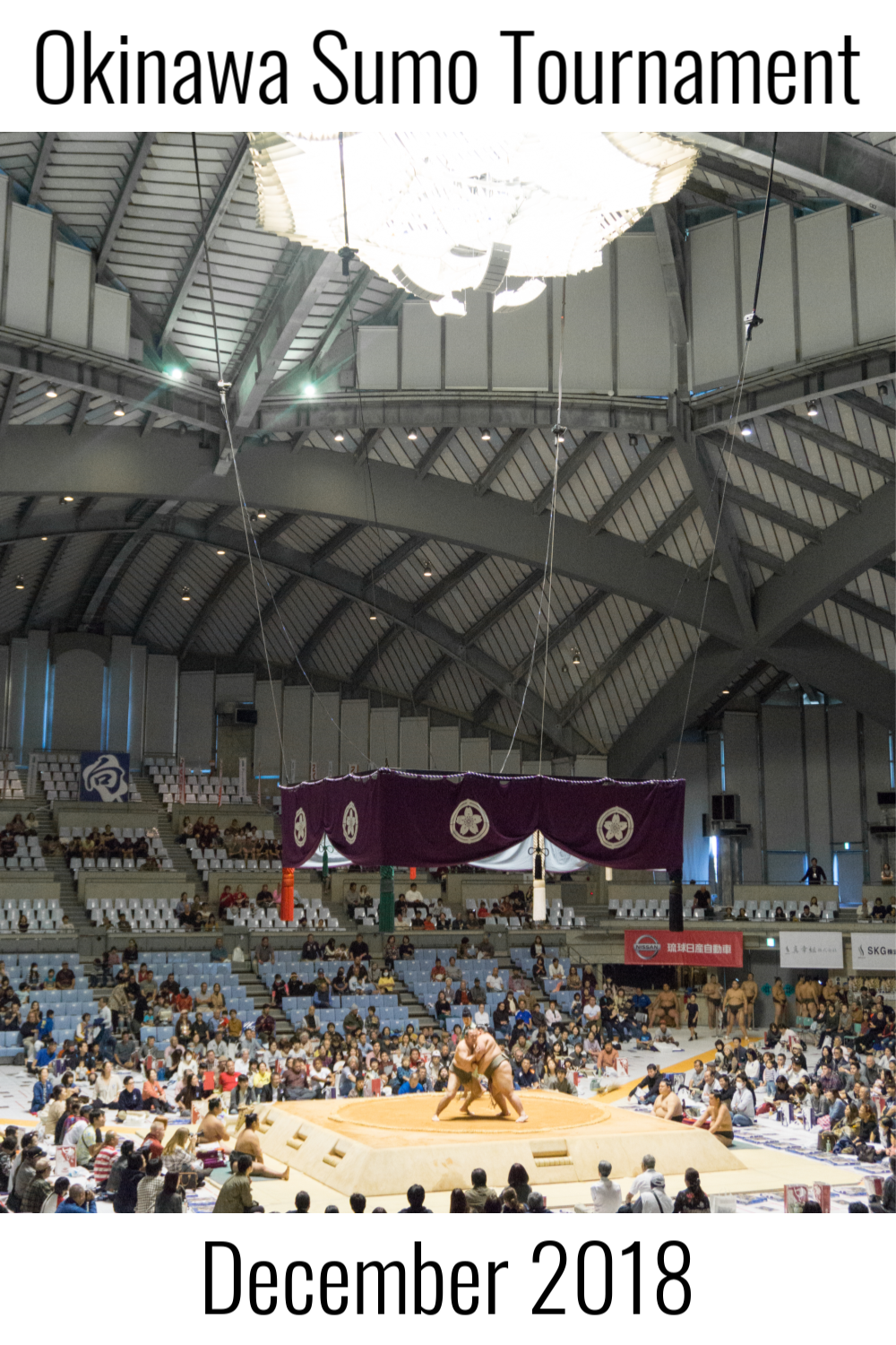 Okinawa Sumo Tournament
