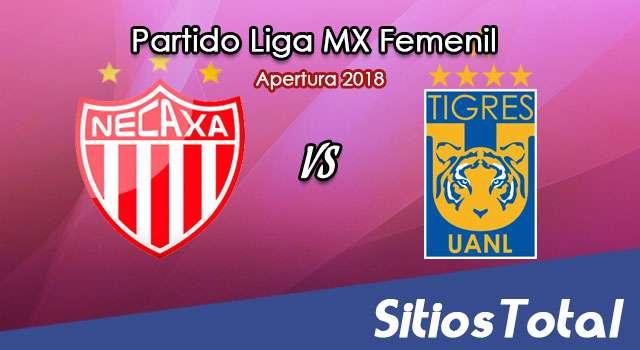 Ver Necaxa vs Tigres en Vivo – Liga MX Femenil – Viernes 17 de Agosto del 2018