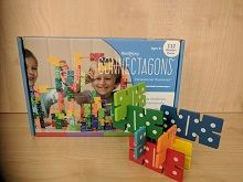 Connectagons Dimensional Dominoes