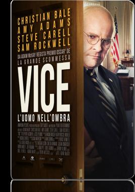 Vice - L'Uomo Nell'Ombra (2018).avi MD MP3 DVDSCR - iTA