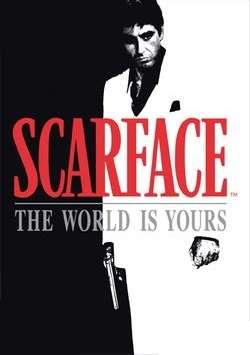 Scarface: The World is Yours Deutsche  Texte, Untertitel, Menüs Cover