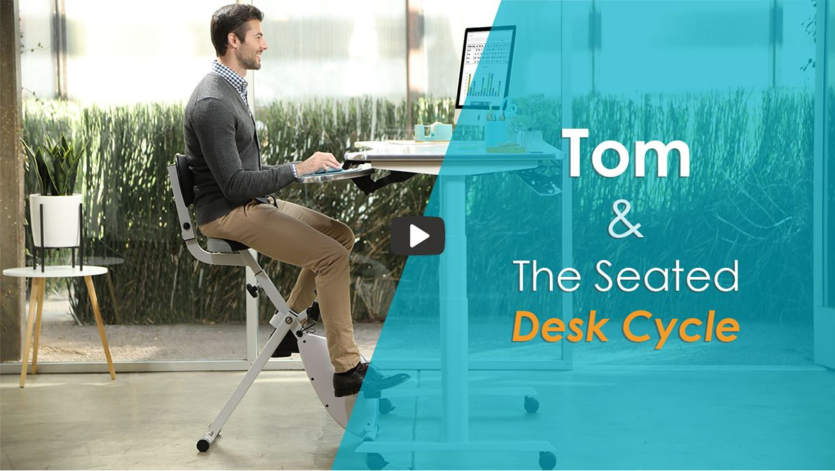Tom & The Seated Desk Cycle