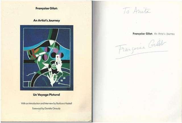 Francoise Gilot: An Artist's Journey / Un Voyage Pictural, Francoise Gilot