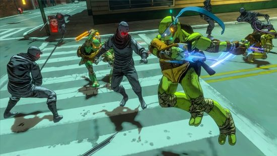 [PS3] Teenage Mutant Ninja Turtles: Mutants in Manhattan (2016) - FULL ITA