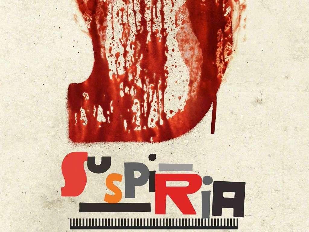 Suspiria Quad Poster Πόστερ