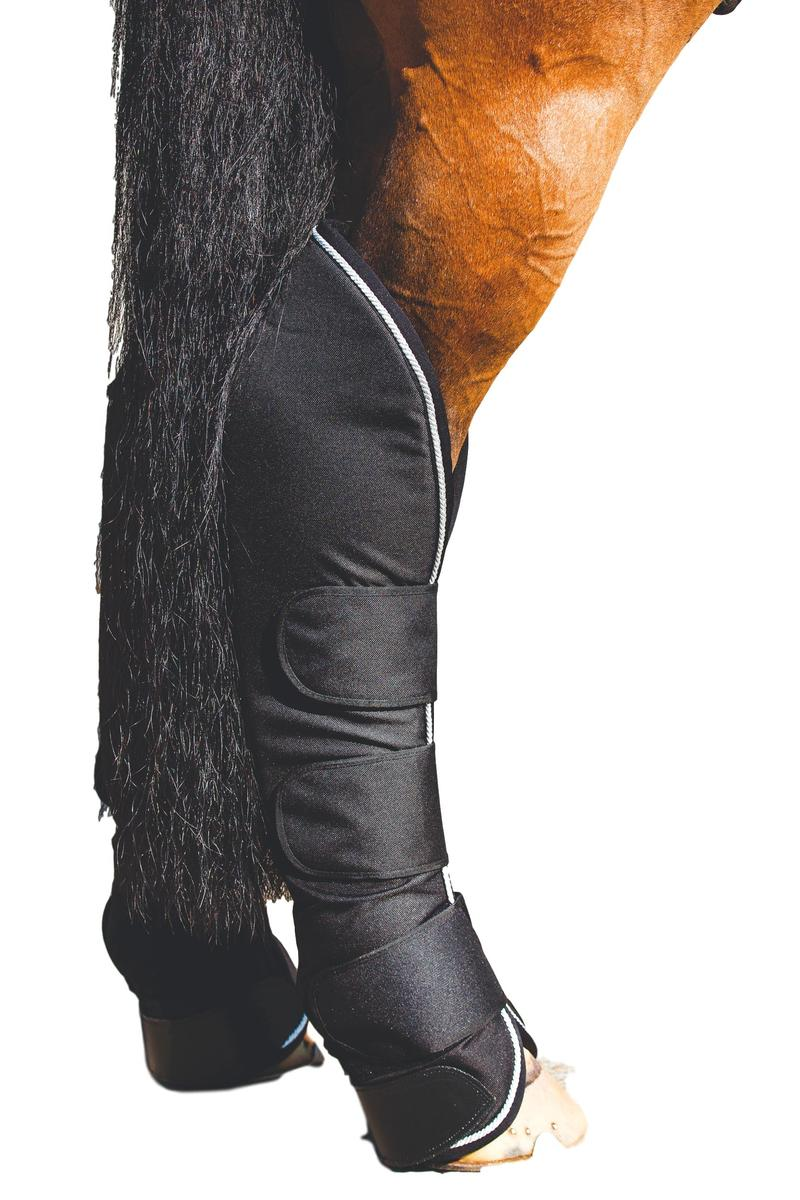 Horseware Ireland Rambo Travel Stiefel with Reinforced Panel for for Panel Shipping Horses 373387