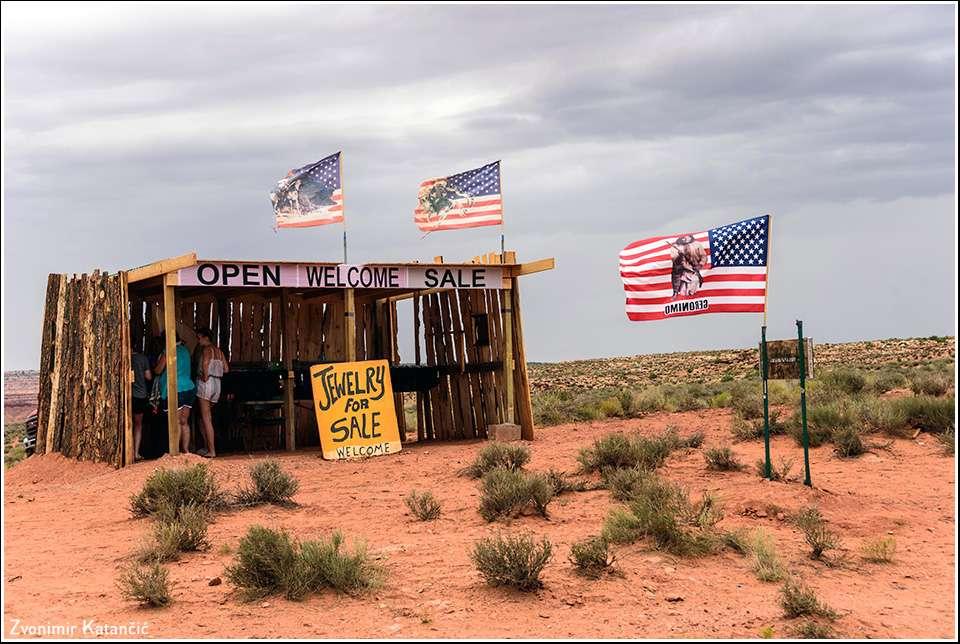izlazak iz Arizone