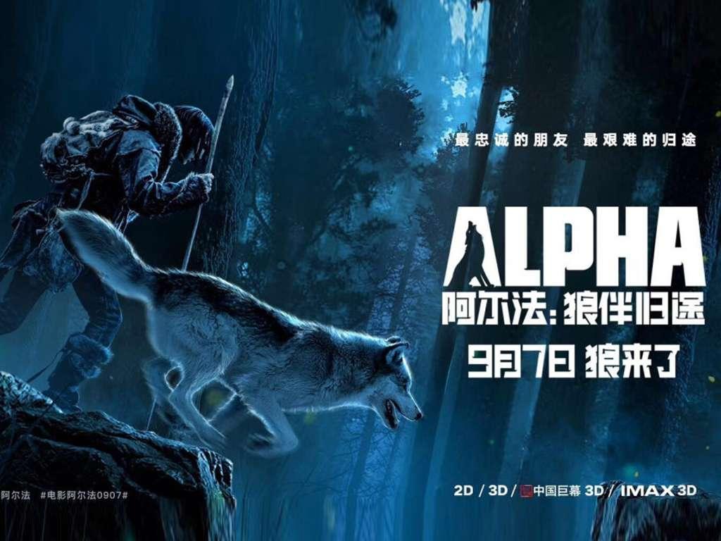 Alpha Quad Poster Πόστερ