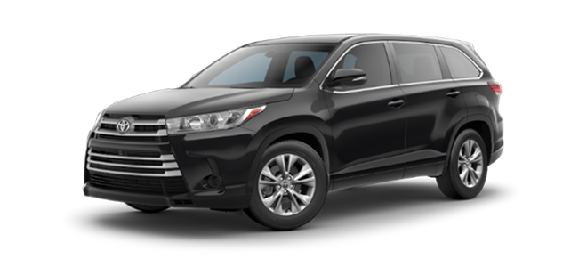 Toyota Highlander at Beechmont Toyota