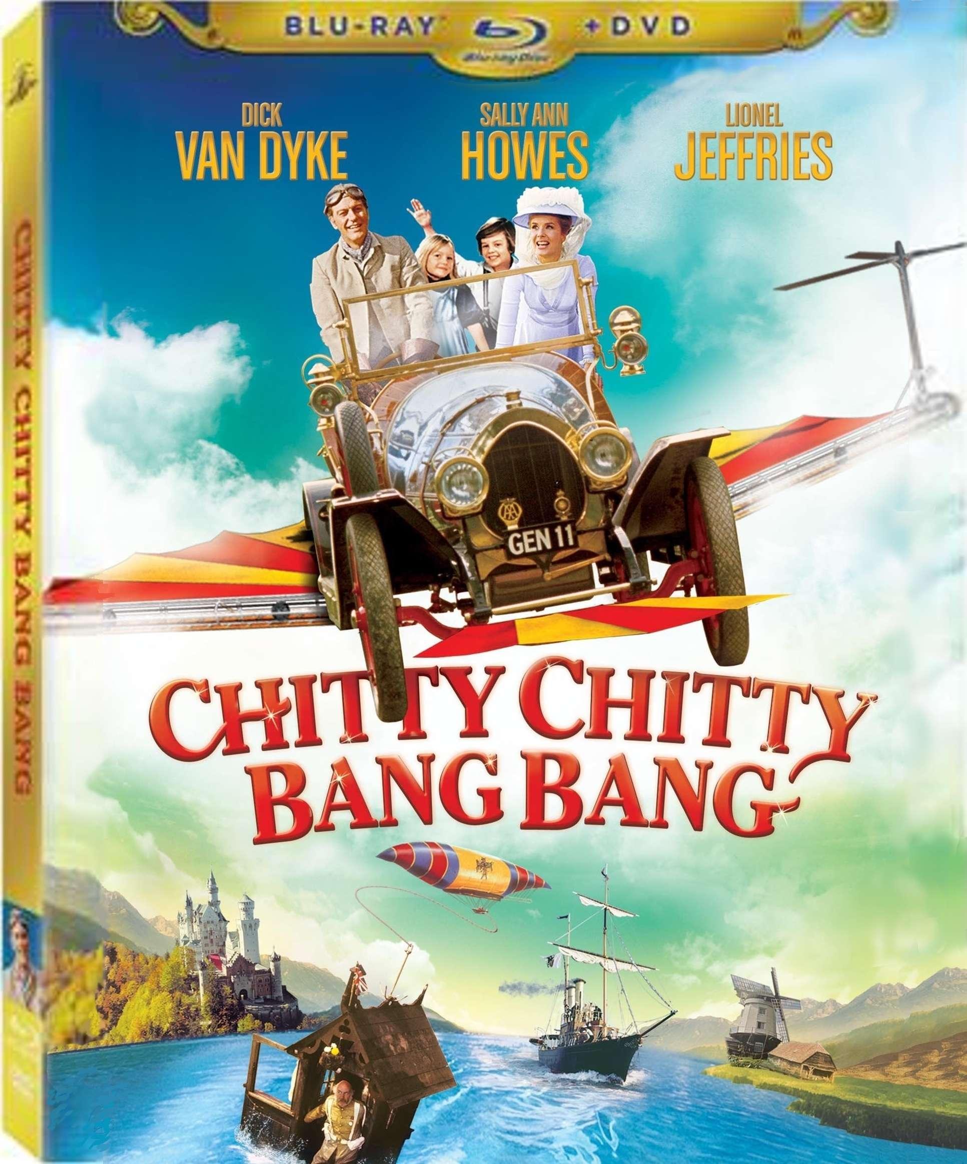Chitty Chitty Bang Bang (1968) .mkv BDRip 720p DTS Ac3 ITA ENG Subs x264