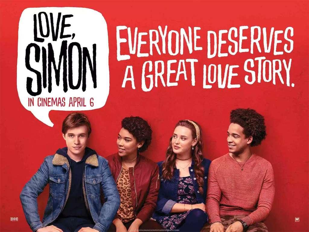 Με αγάπη, Σάιμον (Love, Simon) Poster Πόστερ Wallpaper
