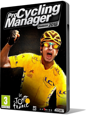 [PC] Pro Cycling Manager 2018 - Update v1.0.2.4 (2018) - SUB ITA