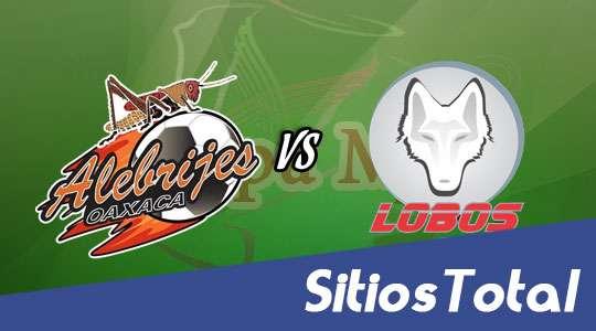 Alebrijes de Oaxaca vs Lobos BUAP en Vivo y Online – Copa MX – Martes 8 de Marzo del 2016