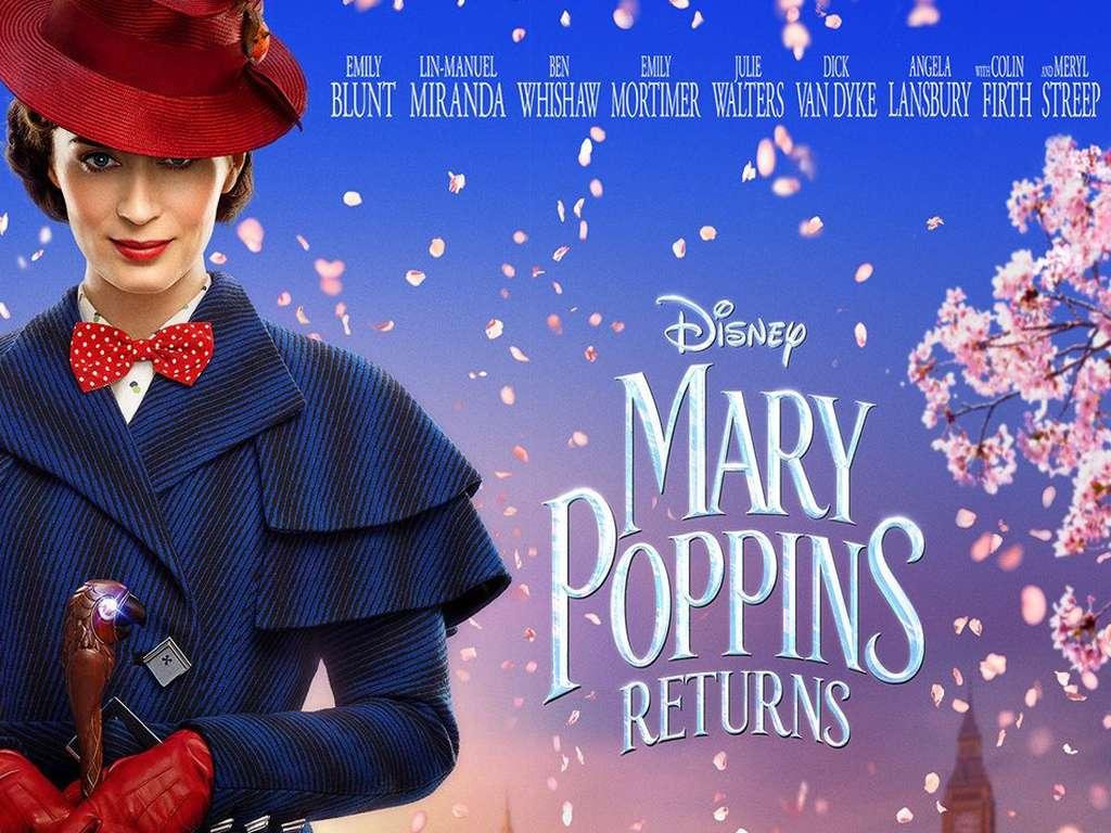 Η Μαίρη Πόπινς Επιστρέφει (Mary Poppins Returns) Wallpaper
