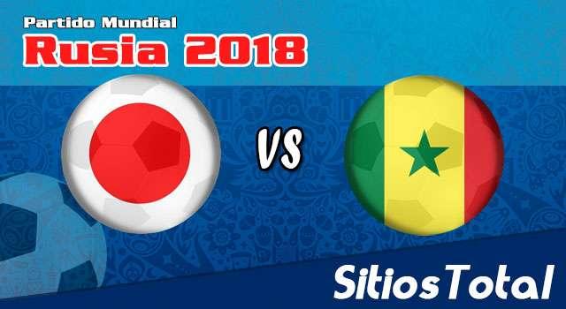 Ver Japón vs Senegal en Vivo – Mundial Rusia 2018
