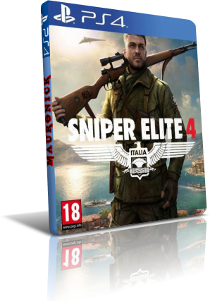 [Ps4] Sniper Elite 4 (2017) [Fw 4.55] EUR - Full ITA