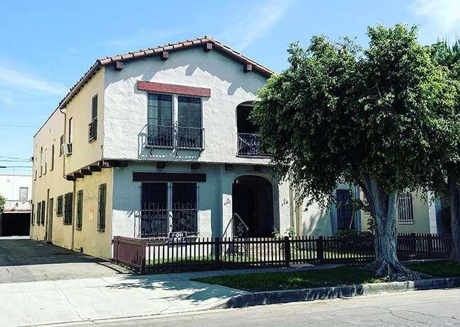 Cobain LA Apartment
