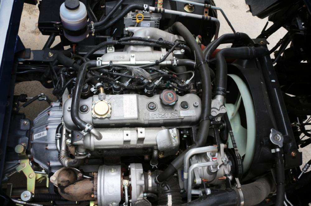 Động cơ xe hyundai iz65