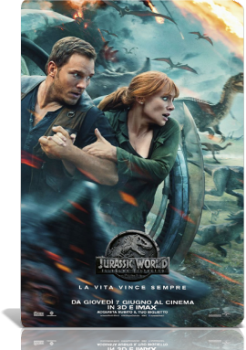 Jurassic World - Il Regno Distrutto (2018).avi LD MP3 HDTS R6 - iTA