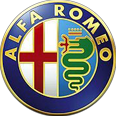 1982 Alfa Romeo Badge Logo