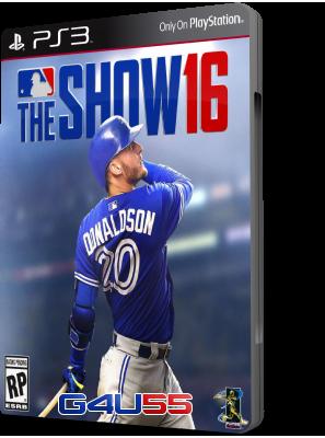 [PS3] MLB: The Show 16 (PSN)(2016) - ENG