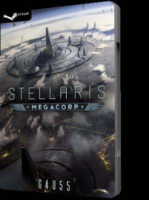 [PC] Stellaris: MegaCorp (2018) - ENG