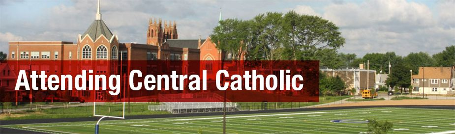Attending Cleveland Central Catholic High School
