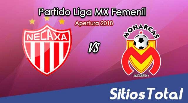 Ver Necaxa vs Monarcas Morelia en Vivo – Liga MX Femenil – Viernes 3 de Agosto del 2018