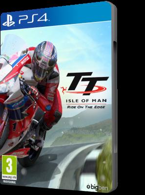 [PS4] TT Isle of Man: Ride on the Edge (2018) - FULL ITA