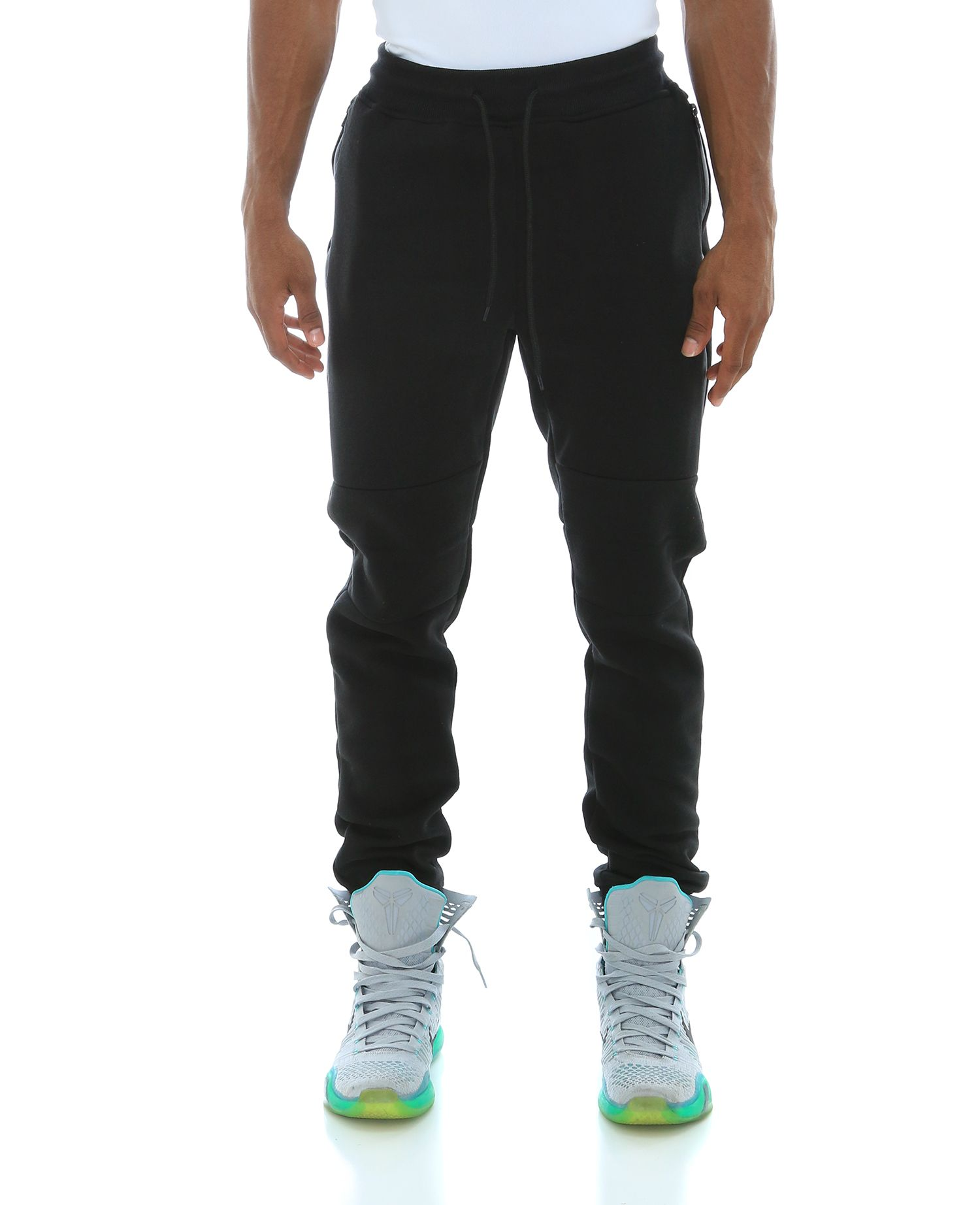 WT02 Mens French Terry Jogger Sweatpants