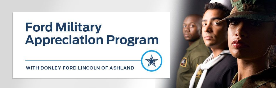 Ford Military Discount Ashland Ohio