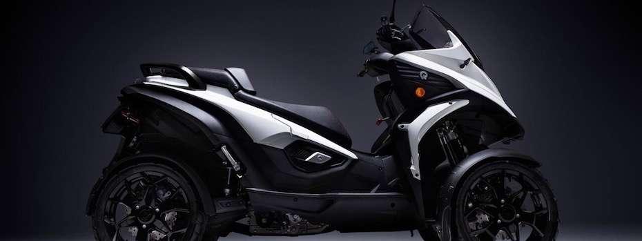 Nouveau QUADRO QOODER 400cc le seul scooter S.U.V sur le marché - 10990€