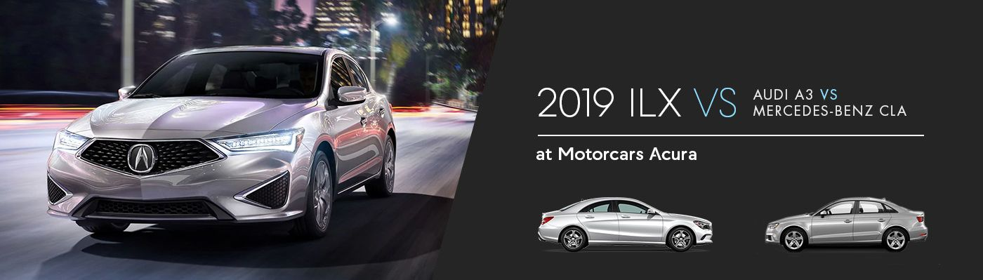 Acura ILX vs The Competition in Bedford, OH at Motorcars Acura