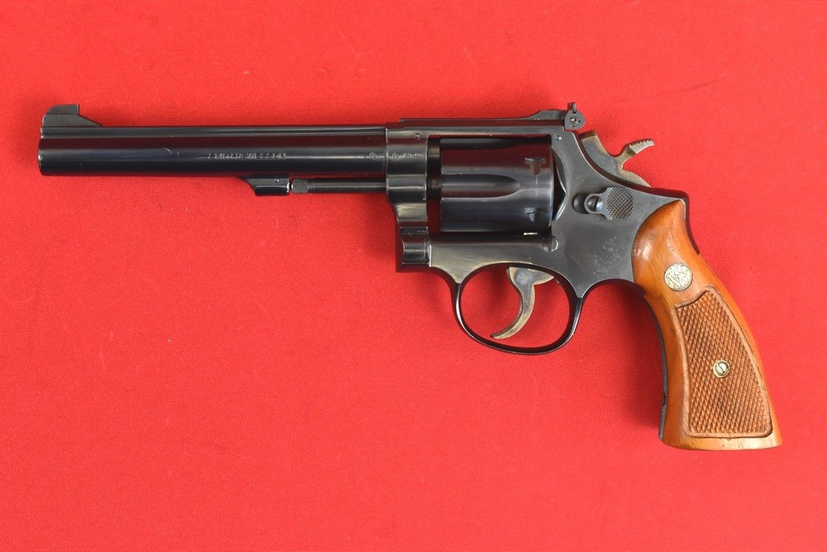 SMITH&WESSON MODEL 17-3