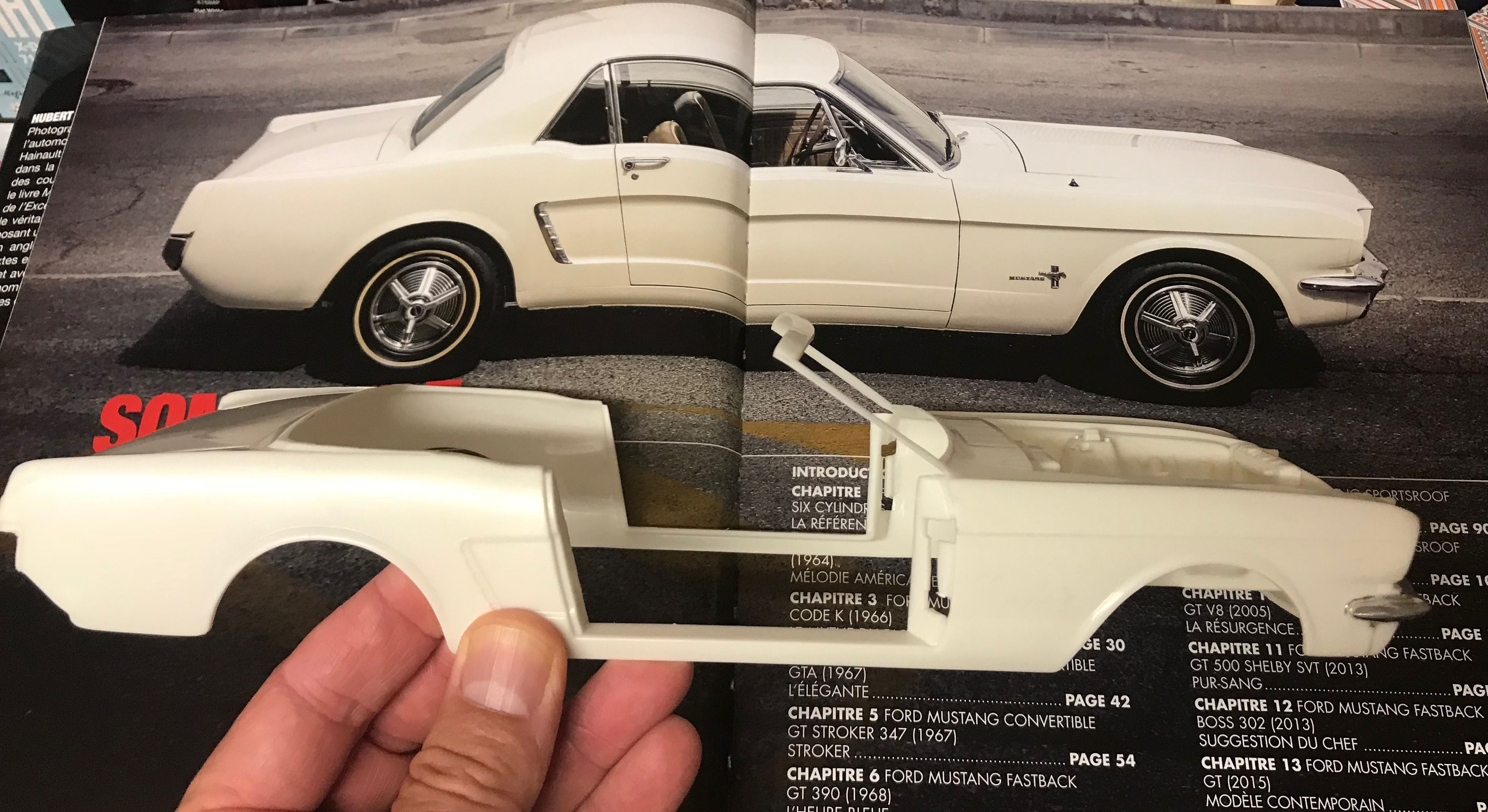 Olivier De St Raphs Content Page 4 1964 Ford Mustang Fastback I Will Try To Contact Hubert Hainault About That Because The Beautiful Coupe 1 2 Shown In His Book Seems Belong Someone