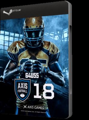 [PC] Axis Football 2018 (2018) - ENG