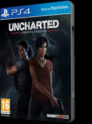 [PS4] Uncharted: L'Eredità Perduta (2017) - FULL ITA
