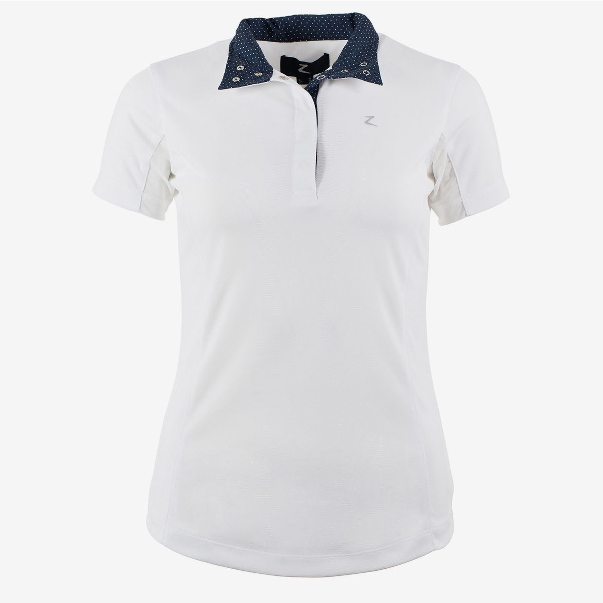 Horze-Blaire-Women-039-s-Short-Sleeve-Functional-Show-Shirt-with-UV-Protection thumbnail 44