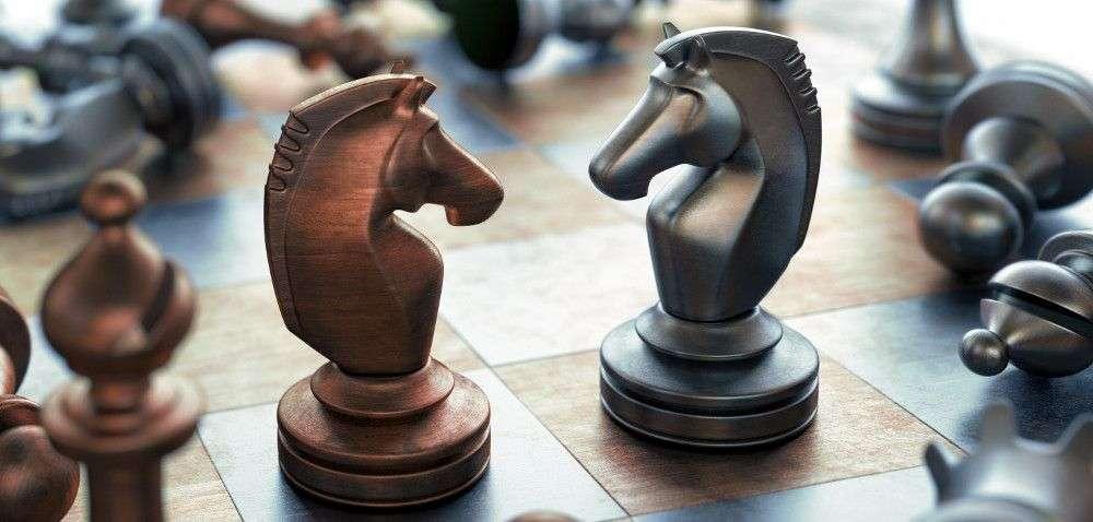 Turniej szachowy wSękowie